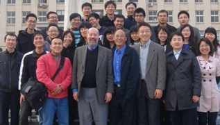 Current (2010) Group Members with Prof Ray Baughman, Prof Shaoli Fang from UT Dallas